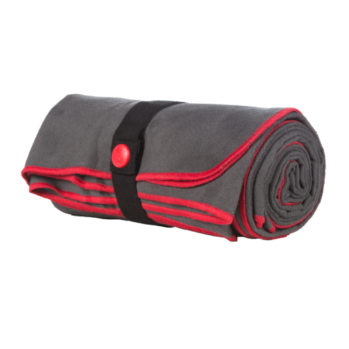Red Original Microfibre Towel - Strandtuch