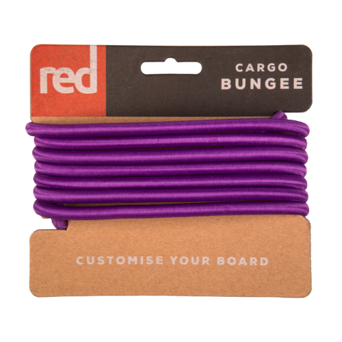 Red Original Bungee Cord - purple