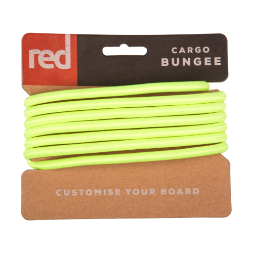 Red Original Bungee Cord - neon green