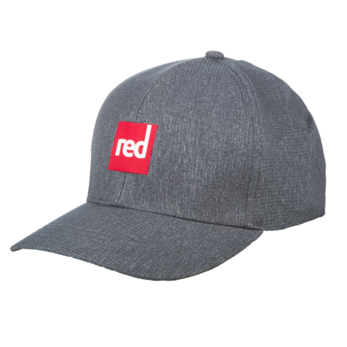 Red Original Paddle Cap grey - atmungsaktiv