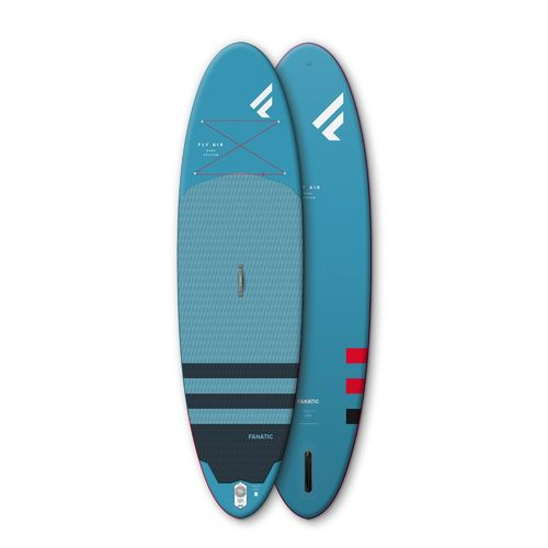 "2020 Fanatic Fly Air 9'8"" x 32"" - Allround iSUP"