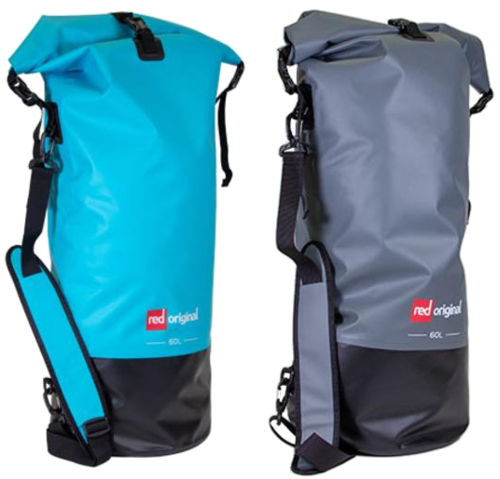 Red Original Roll Top Dry Bag 60l