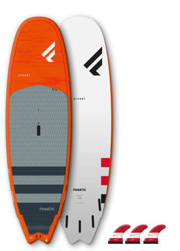 "2020 Fanatic Stubby 8'7"" - Surf SUP"
