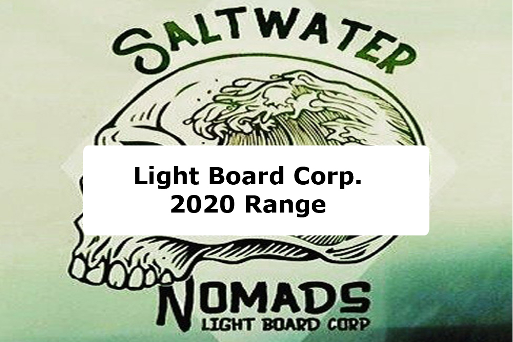 Light Board Corp. Range 2020