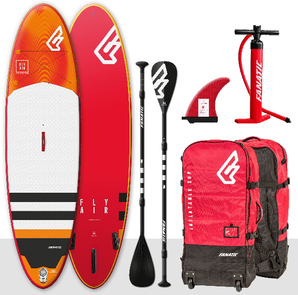 Fanatic SUP Sets