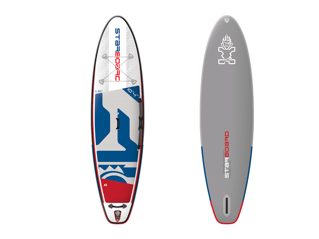 Starboard Inflatable SUPs