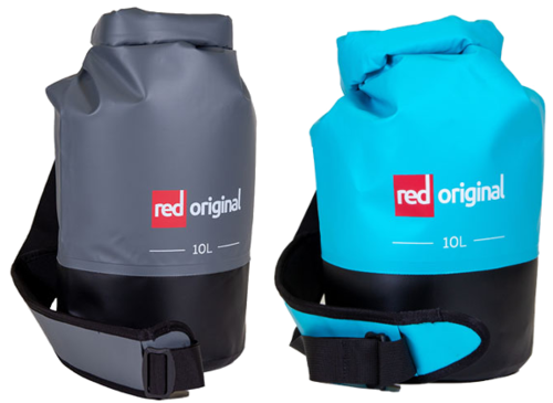 Red Original Roll Top Dry Bag 10l