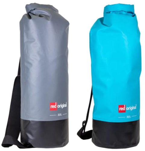 Red Original Roll Top Dry Bag 30l
