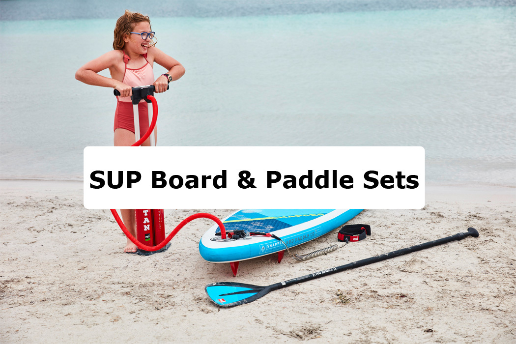 SUP Board und Paddel Sets